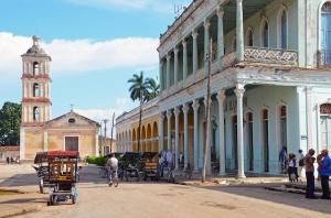 San Juan de los Remedios, Cuba